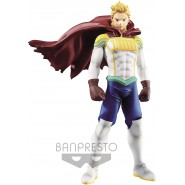 LEMILLION Age Of Heroes FIGURE Statue 20cm from MY HERO ACADEMY Original BANPRESTO