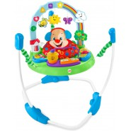 FISHER PRICE Laugh and Learn Puppy's Activity Jumperoo FBL69