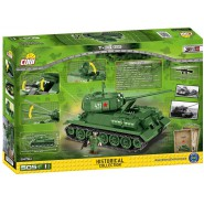 Playset TANK T34/85 Constructions COBI 2476A Building Blocks