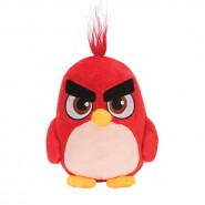 Plush ANGRY BIRDS 12cm Character RED Bird Original ROVIO Jazwares