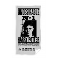 Harry Potter UNDESIDERABLE NR 1 Beach Towel 70x140cm ORIGINAL Official WARNER BROS