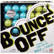 BOUNCE OFF Skill Table Game MATTEL Original