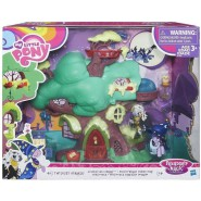 MY LITTLE PONY Playset GOLDEN OAK LIBRARY With Figures HASBRO B5366