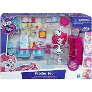 MY LITTLE PONY Playset SNACK BAR CAFE with PINKIE PIE With Figure HASBRO B9485