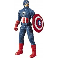 Action Figure Classic CAPTAIN AMERICA 25cm Original HASBRO E5579 MARVEL
