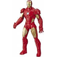 Action Figure Classic IRON MAN 25cm Original HASBRO E5582 MARVEL