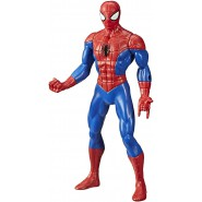 Action Figure Classic SPIDER MAN 25cm Original HASBRO E6358 MARVEL