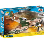 Playset AIRPLANE Plane FIAT G.55 CENTAURO Constructions COBI 5528 Building Blocks