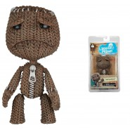 Action Figure Collectible Posable Statue SAD SACKBOY From Little Big Planet 13cm Blister Neca Player Select Serie 1