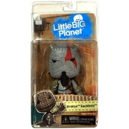 Action Figure Collectible Posable Statue KRATOS SACKBOY From Little Big Planet 13cm Blister Neca Player Select Serie 1