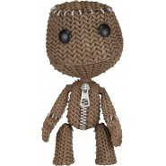 Action Figure Collectible Posable Statue QUIZZICAL SACKBOY From Little Big Planet 13cm Blister Neca Player Select Serie 2