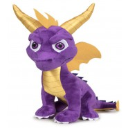 SPYRO THE DRAGON Plush Sitting 36cm Videogame Playstation Activision ORIGINAL