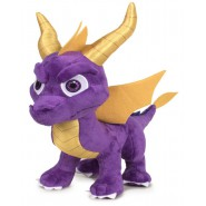 SPYRO THE DRAGON Plush 36cm Videogame Playstation Activision ORIGINAL
