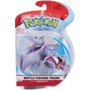 POKEMON Action Figure AERODACTYL 10cm Battle Figure Original WCT Ptera