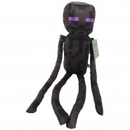 Plush 30cm ENDERMAN Character MINECRAFT Original Official MOJANG Bandai Namco