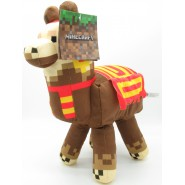 Plush 30cm LLAMA Animal Character MINECRAFT Original Official MOJANG Bandai Namco