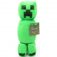 Plush 45cm CREEPER Cactus Character GIANT XXL MINECRAFT Original Official MOJANG Bandai Namco