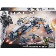 PHAETON GUNSHIP Building Blocks Playset PLANE from HALO Mega Bloks 97380