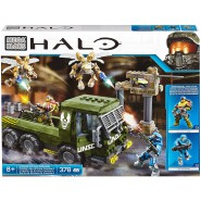 COVENANT DRONE OUTBREAK Building Blocks Playset from HALO Mega Bloks CND03