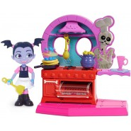 VAMPIRINA Playset FANGTASTIC KITCHEN with FIGURE Original