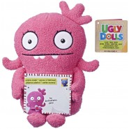 Plush Soft Toy Pink 20cm TRULY MOXY from UGLY DOLLS Original HASBRO