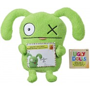 Plush Soft Toy Green 20cm OX from UGLY DOLLS Original HASBRO