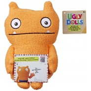 Plush Soft Toy Orange 20cm WAGE from UGLY DOLLS Original HASBRO
