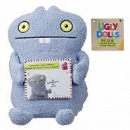 Plush Soft Toy GREY 20cm BABO from UGLY DOLLS Original HASBRO