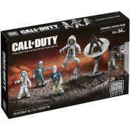 ZOMBIES MOON MOB Figure PACK Building Blocks Playset from CALL OD DUTY COD Mega Bloks CNC69