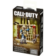 BRUTUS PRISON Playset from CALL OF DUTY COD Original oldier MEGA BLOKS CNC65