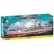 GIANT Playset Building Blocks BATTLESHIP YAMATO SHIP 2500 Pieces SCALE 1/300 2500 Pieces COBI 4814