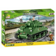 Playset TANK SHERMAN FIREFLY Small Army COBI 2515 Building Blocks