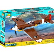 Playset AIRPLANE Plane Messerschmitt BF-109 F-4 TROP Constructions COBI 5526 Building Blocks