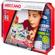 MECCANO Kit INVENTOR SET 6047099 MOTORIZED S.T.E.A.M.