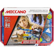 MECCANO Kit INVENTOR SET 6052622 ADVANCED MACHINES S.T.E.A.M.