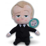 BABY BOSS Office SUIT Plush 30cm From Movie BOSS BABY 2017 Original