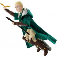 Action Figure Doll 27cm DRACO MALFOY QUIDDITCH Original MATTEL GDJ71 Harry Potter