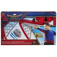 SPIDER-MAN Spiderman WEB WING Costume KIT Original HASBRO B9700