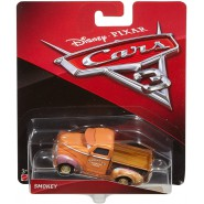 Model Truck PickUp SMOKEY from CARS 3 - DieCast 9cm Original MATTEL DXV37