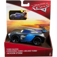 Model Car JACKSON STORM 12cm Turbo Racer from CARS Original MATTEL FYX41