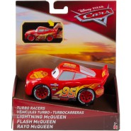 Model Car LIGHTNING McQUEEN 12cm Turbo Racer from CARS Original MATTEL FYX40