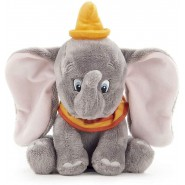 DUMBO Elephant PLUSH Peluche 30cm Dressed As a CLOWN DISNEY Posh Paws