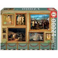 WORLD BEST PICTURE Puzzle GIANT XXL 12.000 Pieces 214x157cm Original EDUCA 7137