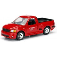 FAST FURIOUS DieCast Model Brian's Ford F-150 SVT LIGHTNING 13cm  Red Scale 1/32 Original JADA Toys