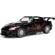 FAST & FURIOUS Model JOHNNY's HONDA S2000 BLACK 1:24 Original JADA