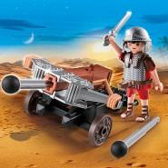 Playset ROMAN LEGIONARIO SOLDIER WITH BALLISTA Egypt Playmobil History 5392