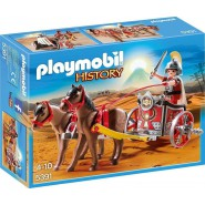 Playset ROMAN BIGA CHARIOT with SOLDIER Egypt Playmobil History 5391