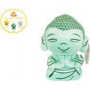 Plush Peluche Health Baby BUDDHA Green 25cm Budda Bhudda Buddah