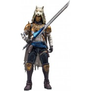 Action Figure IRON BANNER HUNTER Million Million Shader 18cm DESTINY Original MCFARLANE