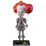Movie IT 2017 Figure 20cm PENNYWISE Clown RESIN Head  Knocker Original NECA